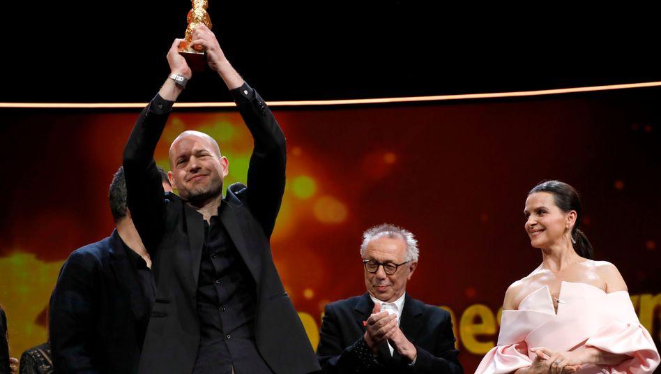 Nadav Lapid, Berlinale-Gewinner 2019 mit »Synonymes«, ist Teil der diesjährigen Jury