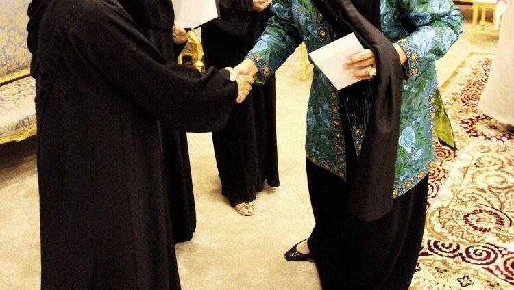 Riad-Besucherin Roth: »Frauen machen lieber den Haushalt«