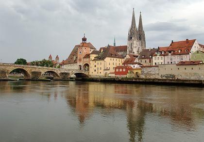 Regensburger Altstadt: 3000-seitige Bewerbung