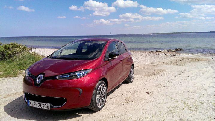 Elektroauto im Alltagstest, Teil 5: Mit Strom ans Meer