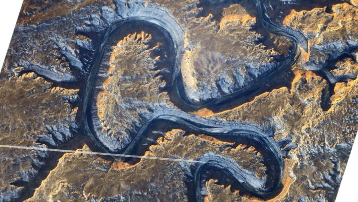 Faszinierende Satellitenbilder: Abc - Das Alphabet der Erde