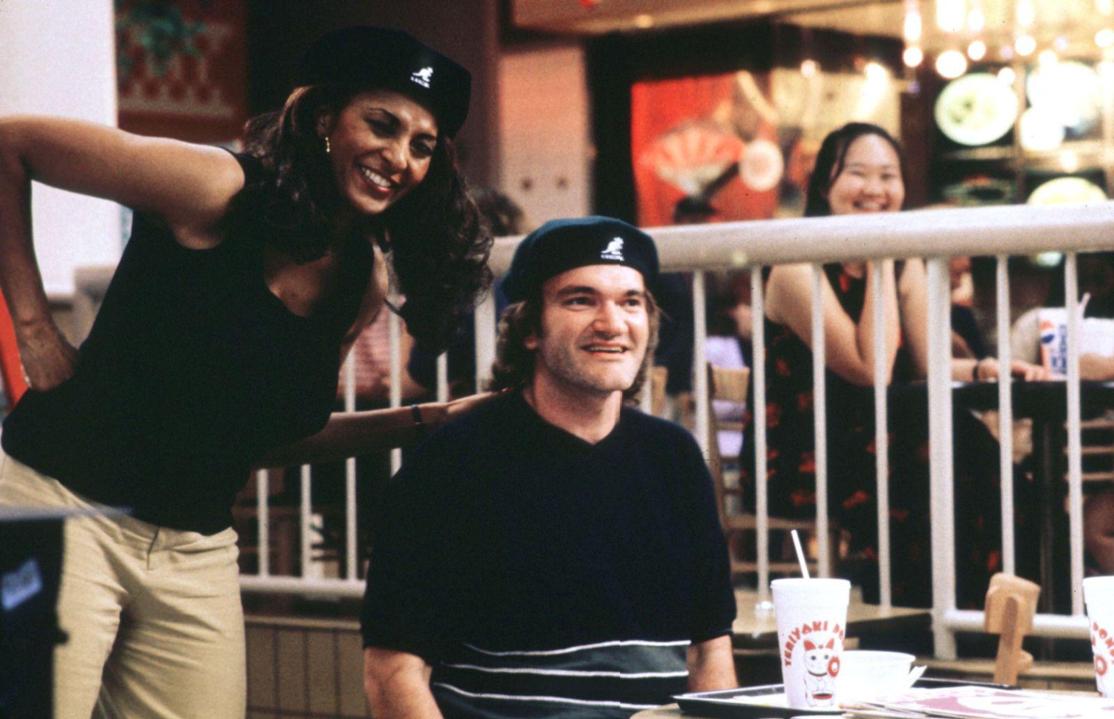 Elmore Leonard / Quentin Tarantino / Jackie Brown