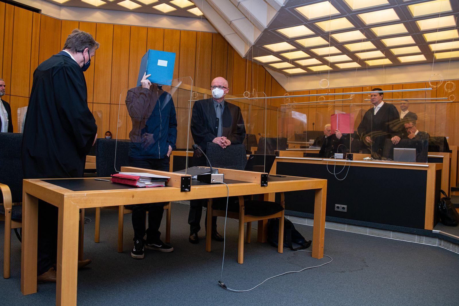 Urteile im Prozess um Kindesmissbrauchskomplex Münster