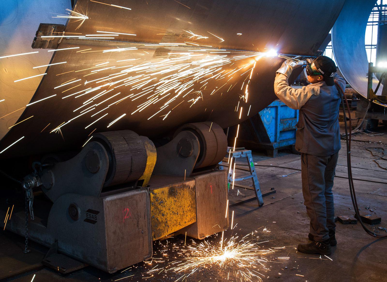 Noch keine Gefahr für Arbeitsmarkt