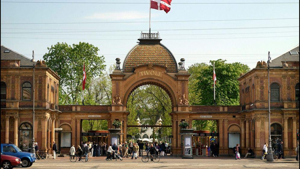 Achterbahn im Tivoli: Gipfeltour in Kopenhagen