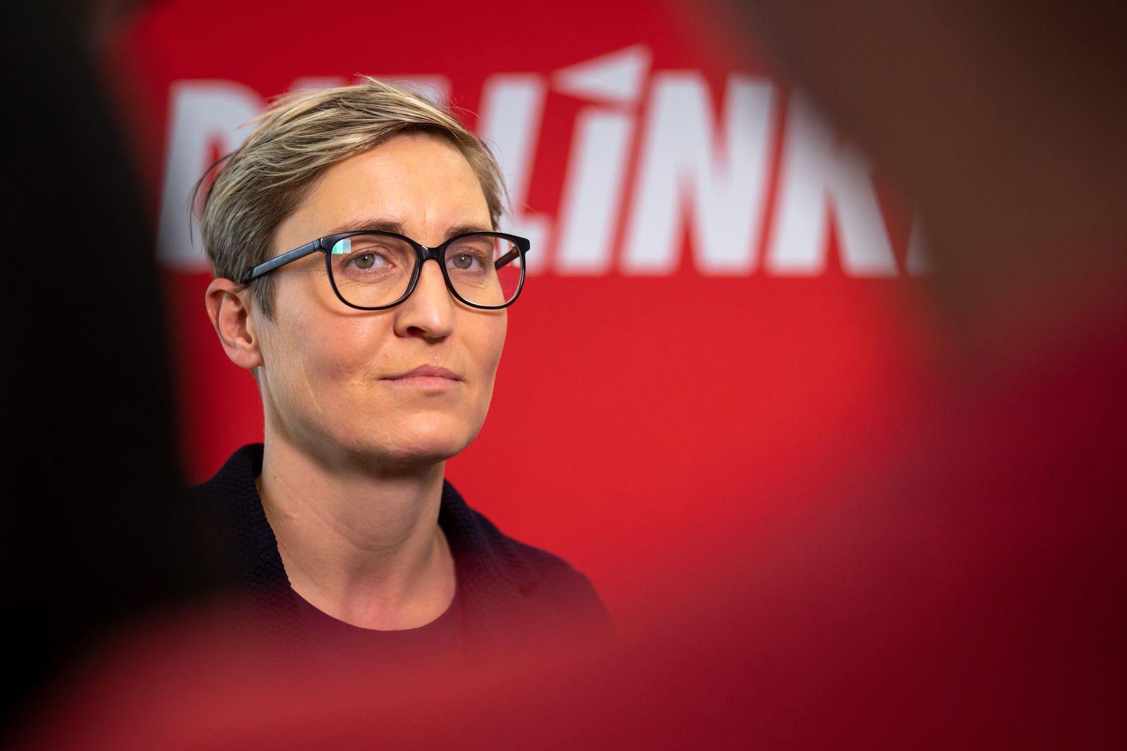 Ergebnis Mitgliederbefragung der Thüringer Linken