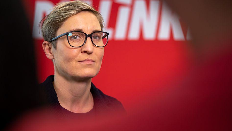 Kandidatin für den Linkenvorsitz: Susanne Hennig-Wellsow