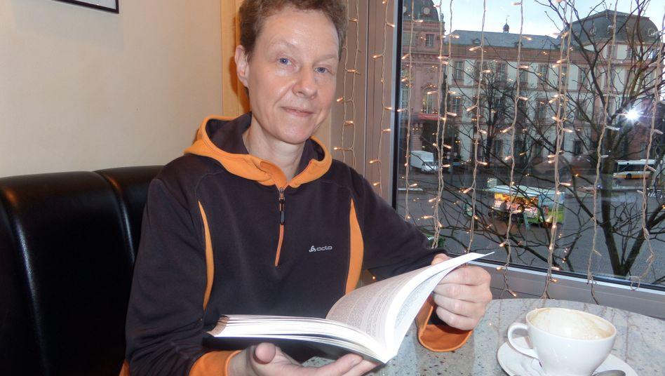 Christine Preißmann mit ihrem neuen Buch