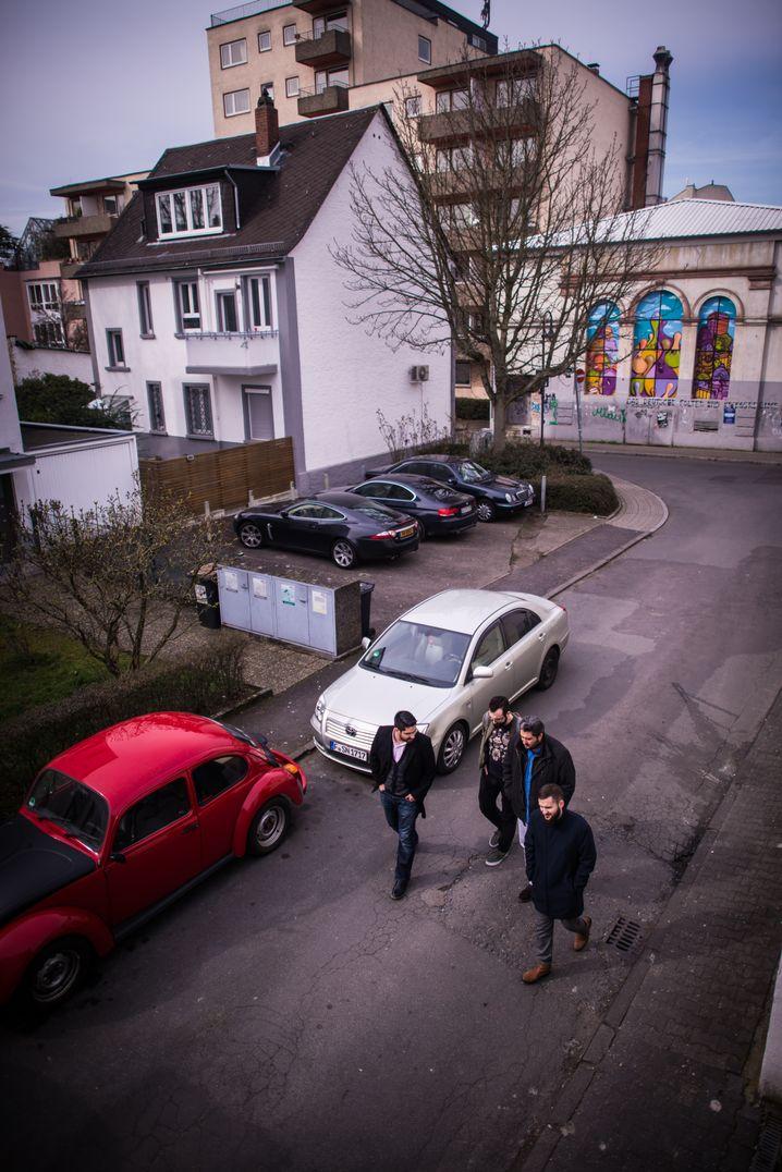 Çeliks Quartett in Frankfurt: Gott war schon immer da