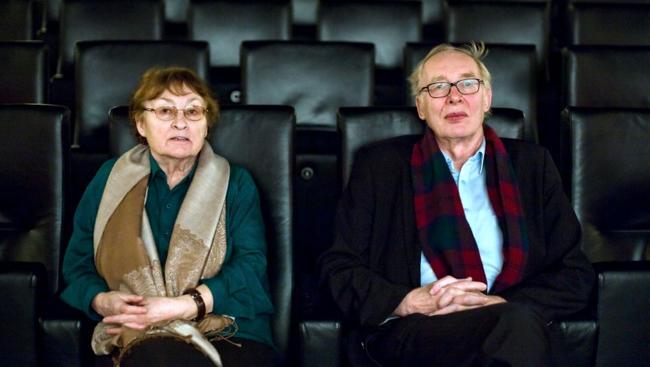 """Berlinale-Erneuerer Erika und Ulrich Gregor: """"Tabus zu brechen, war uns eine Freude"""""""