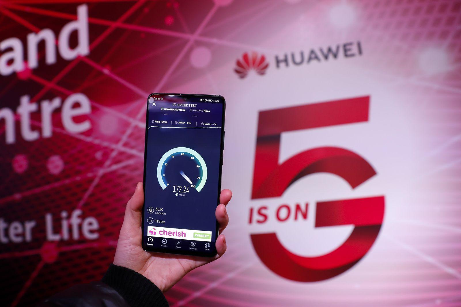 Huawei und 5G-Netz-Ausbau