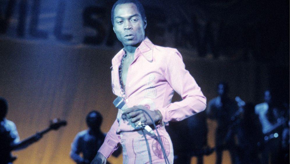 Afrobeat-Ikone Fela Kuti: Rebellion und Verschwörung