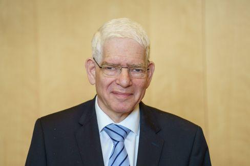 Vorsitzender des Zentralrats der Juden in Deutschland, Josef Schuster