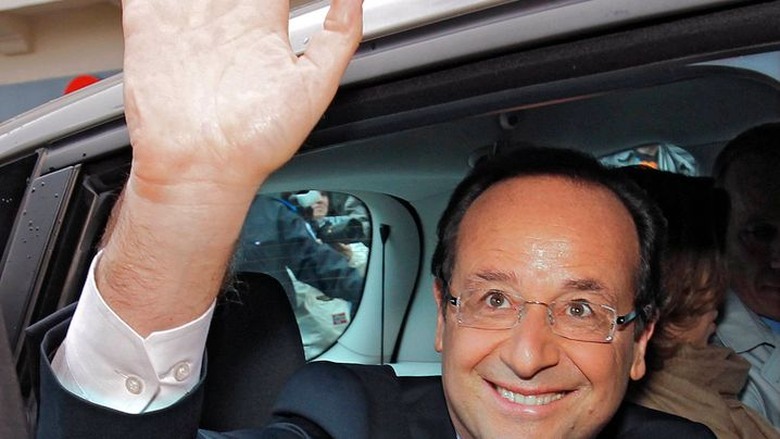 Photo Gallery: France's Presidents from Auriol to Hollande