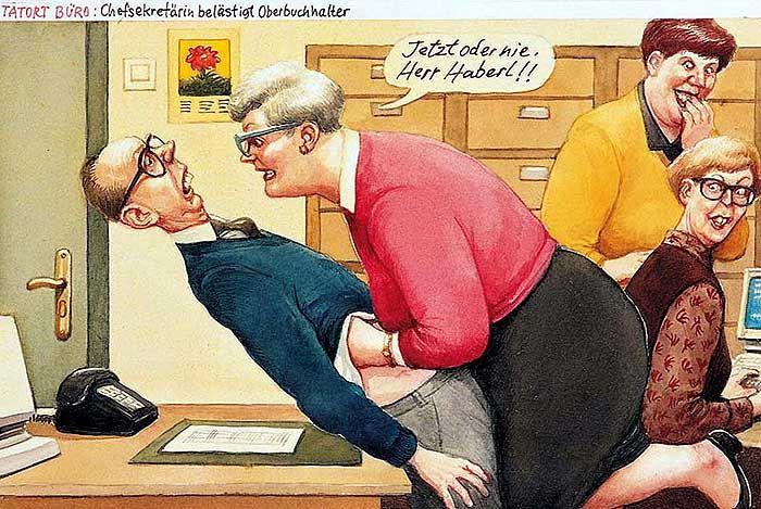 """""""Sex im Büro"""""""