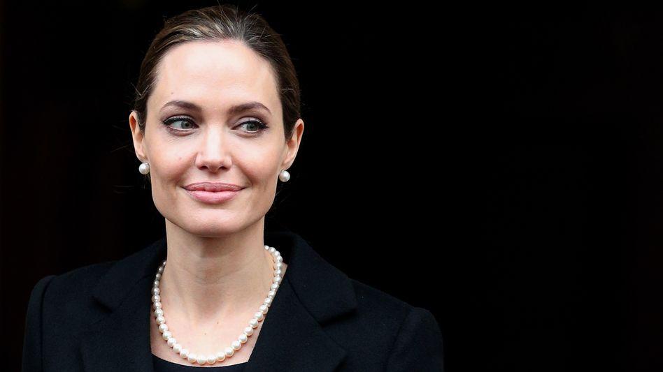 US-Schauspielerin Angelina Jolie: Keine Straffreiheit für Vergewaltiger