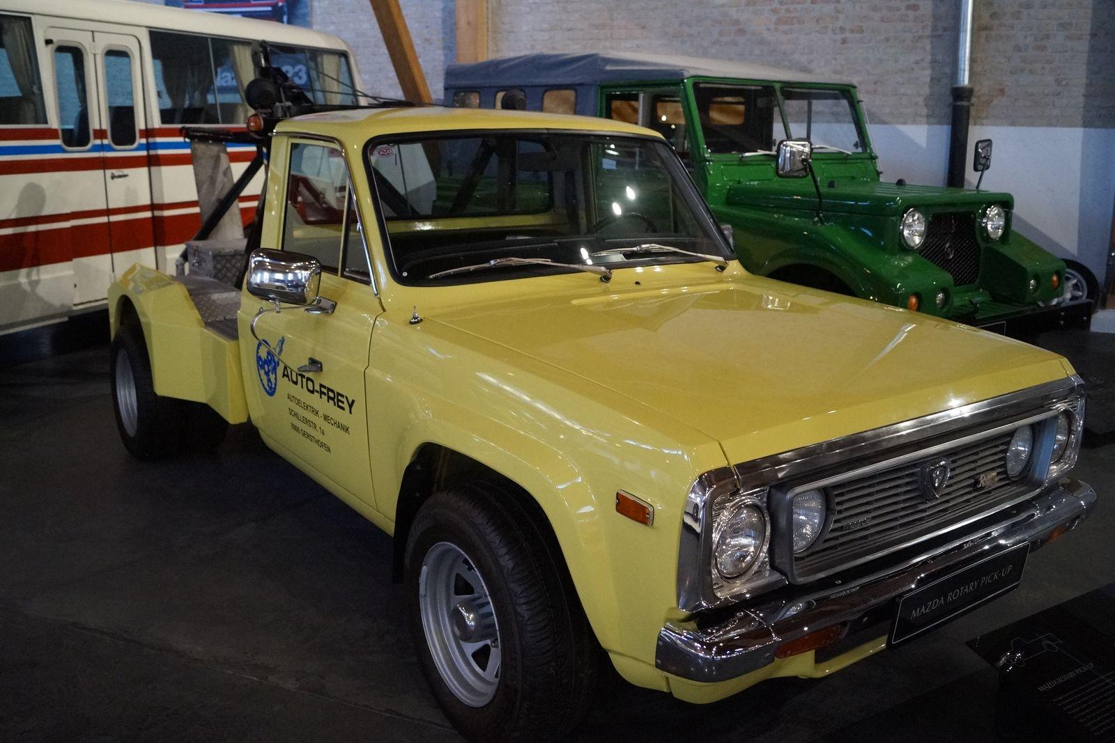 100 Jahre Mazda - Pick Up