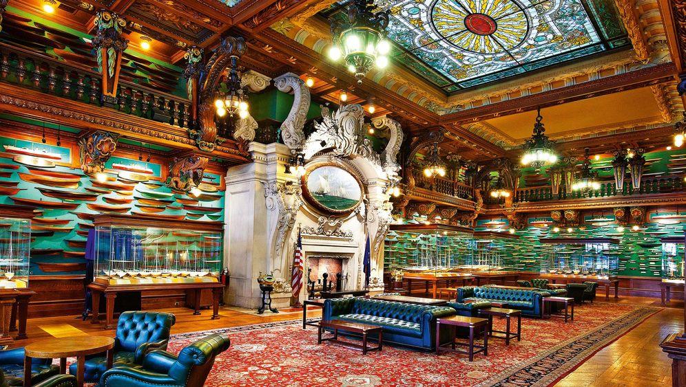 Jachtklubs weltweit: Mein Klubhaus, meine Kathedrale