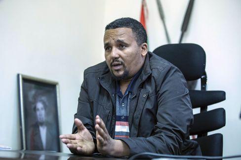 Durfte aus dem Exil nach Äthiopien zurückkehren und verfolgt nun eine Politik der Spaltung: Jawar Mohammed.