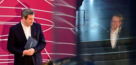 Armin Laschet vs Markus Söder: »Die Union ist inhaltlich ausgehöhlt« - Interview mit Thomas Biebricher