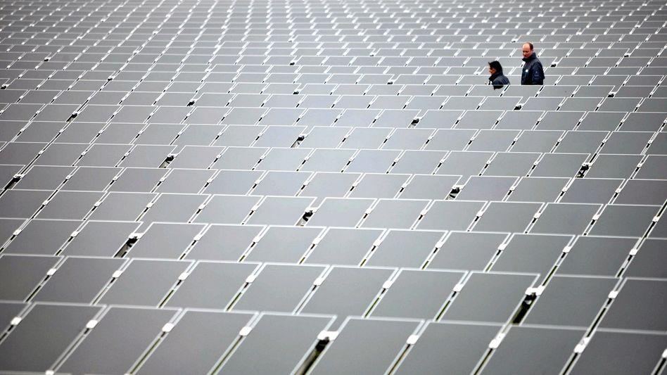 Conergy-Solarpark: Falsche Bilanz für 2006