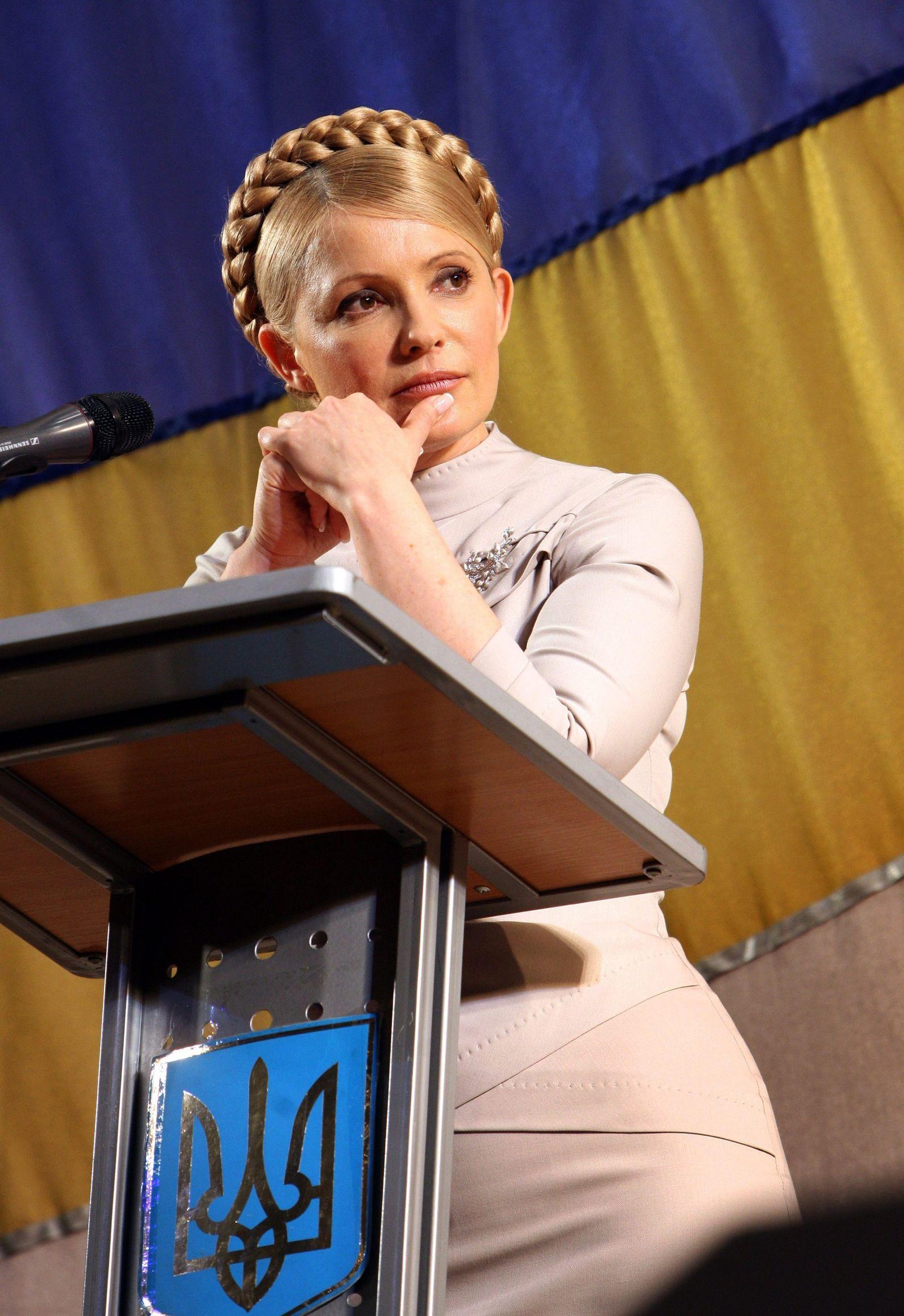 Julija Timoschenko
