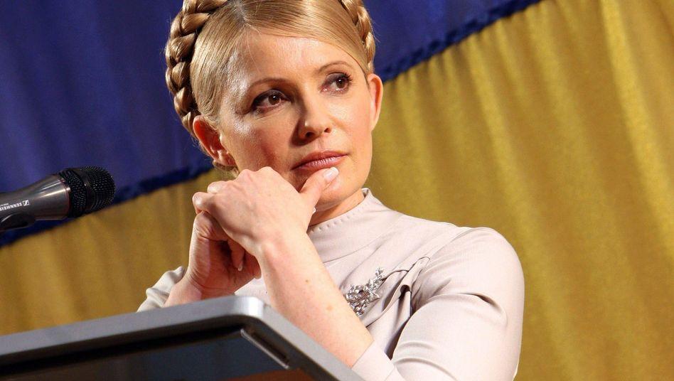 """Politikerin Timoschenko: """"Terror der Staatsanwaltschaft gegen die Opposition"""""""