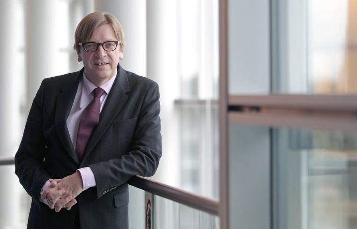 Ex-Premierminister Verhofstadt: Nach belgischem Recht unabhängig