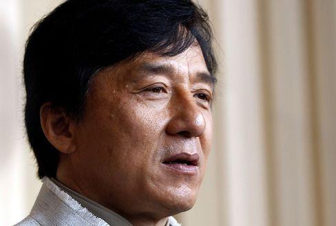 """Jackie Chan: """"Wir Chinesen brauchen Kontrolle"""""""
