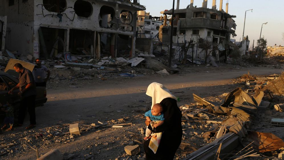 Photo Gallery: The Ruins of Gaza