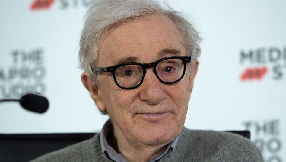 Woody Allen ging im Februar gegen Amazon.com vor