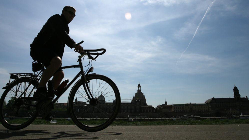 Radfahren: Die Richtige Haltung im Sattel