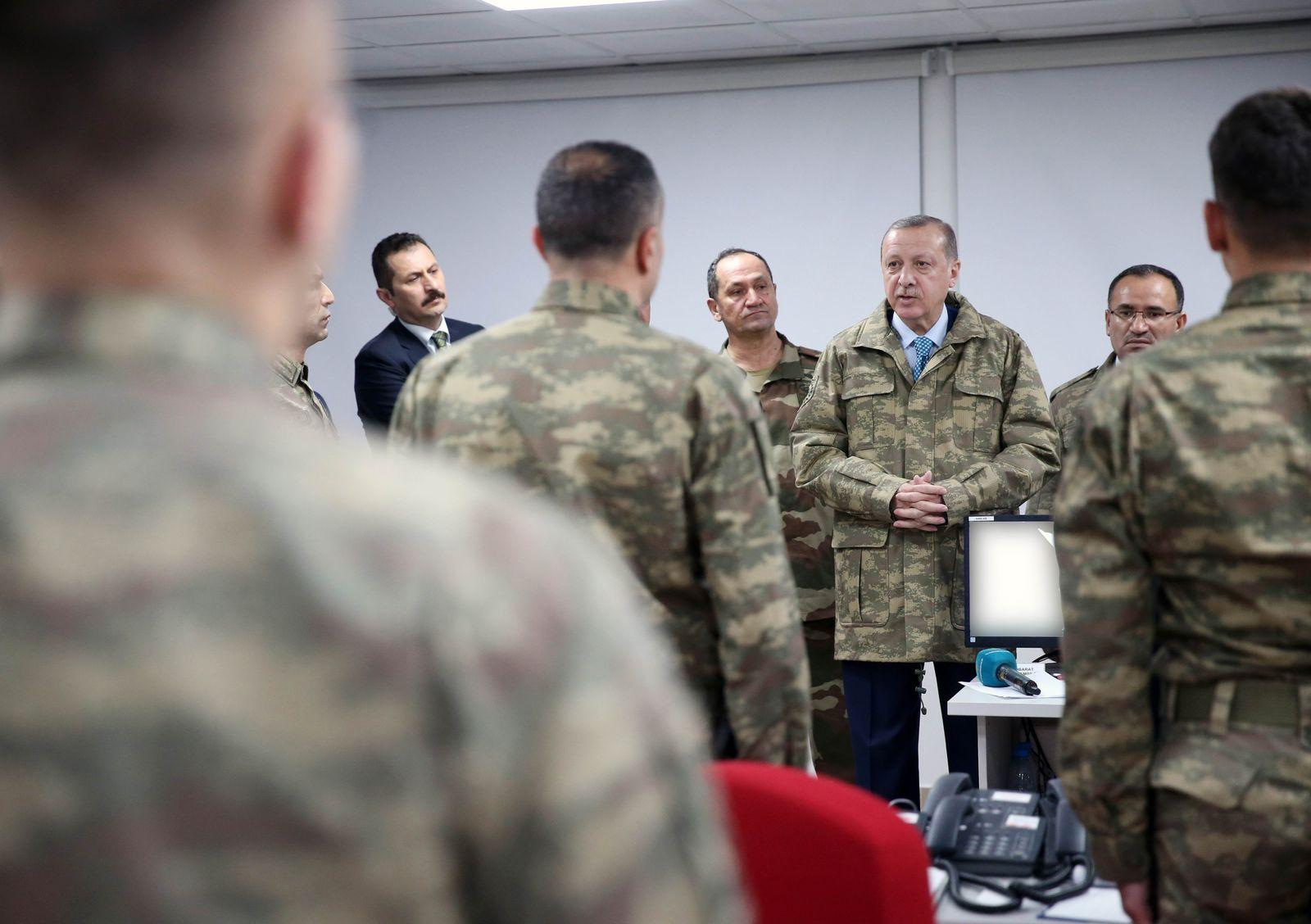 Erdogan/ Syrien