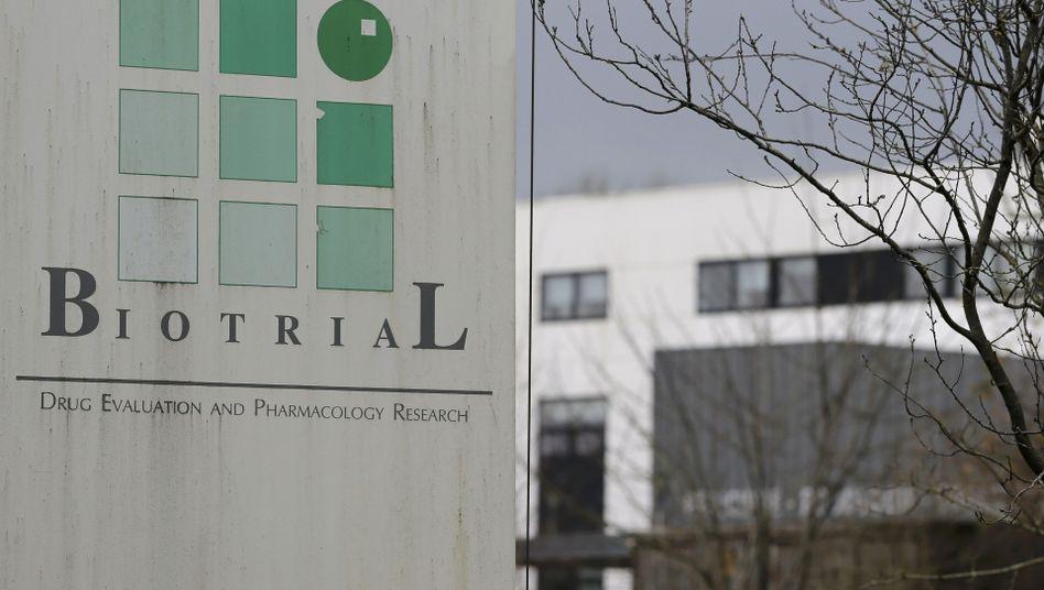 Forschungseinrichtung Biotrial im französischen Rennes: Französische Behörden ermitteln