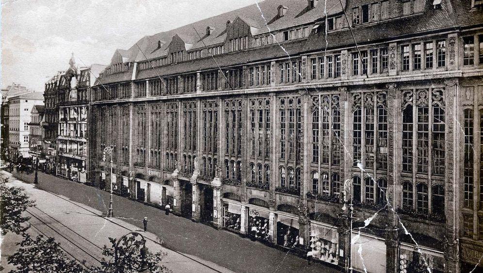 Arisierungen: Lili und die Kaufhauskönige