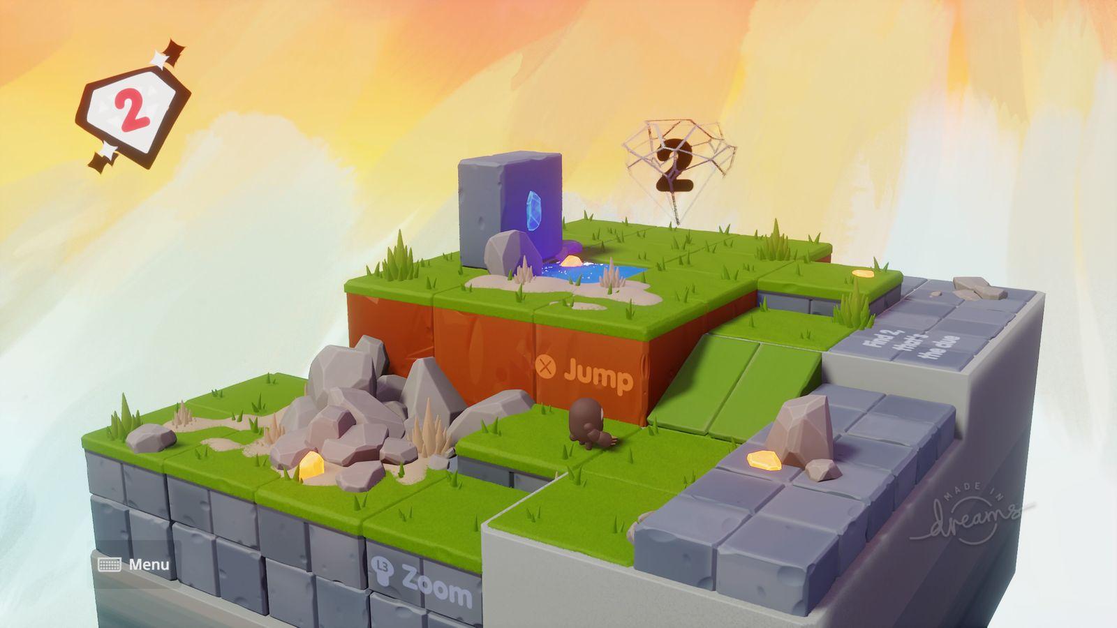 Dreams / Der Spielebaukasten
