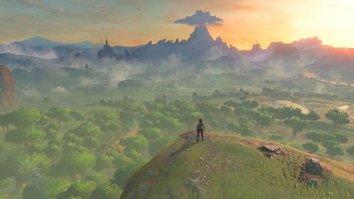 "Neues ""Zelda""-Spiel"
