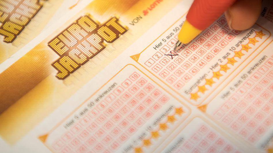 Eurojackpot-Spielschein (Symbolbild)