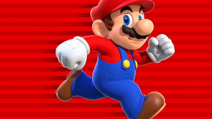 """Smartphone-Spiel: So spielt sich """"Super Mario Run"""""""