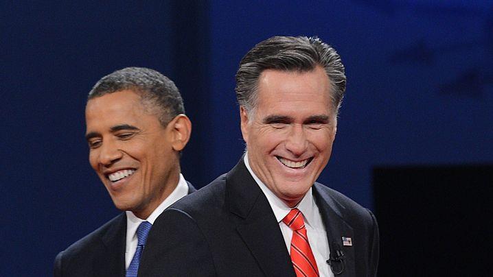 TV-Duell in Denver: Leidenschaftlicher Romney, kühler Obama