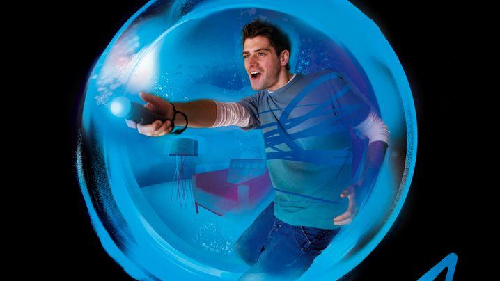 Playstation Move: Sonys Bewegungscontroller
