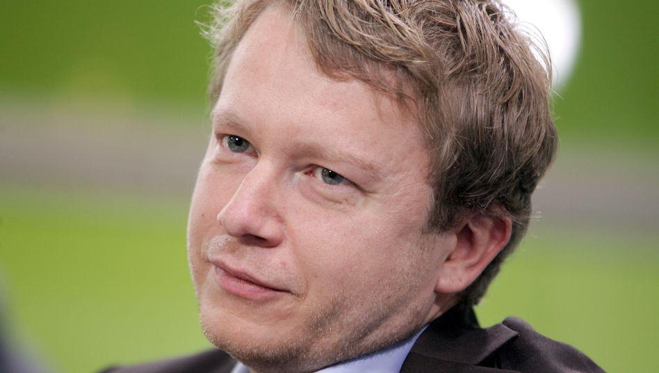 """Feuilletonist Adam Soboczynski, Autor des Buches """"Glänzende Zeiten"""": Steile Thesen"""