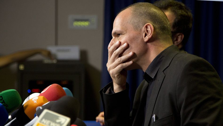 Finanzminister Varoufakis: Aus der Euro-Gruppe ausgeschlossen