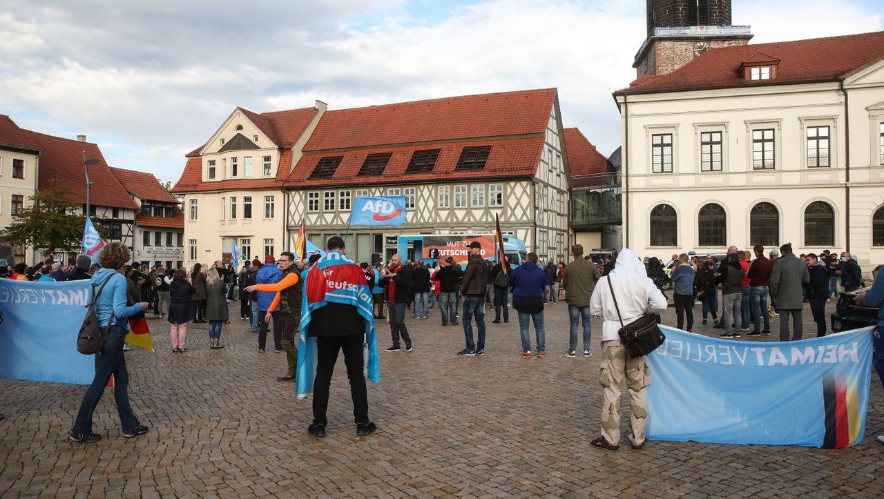 Sachsen-Anhalt: Warum sich Ostdeutsche so oft für rechte Parteien entscheiden
