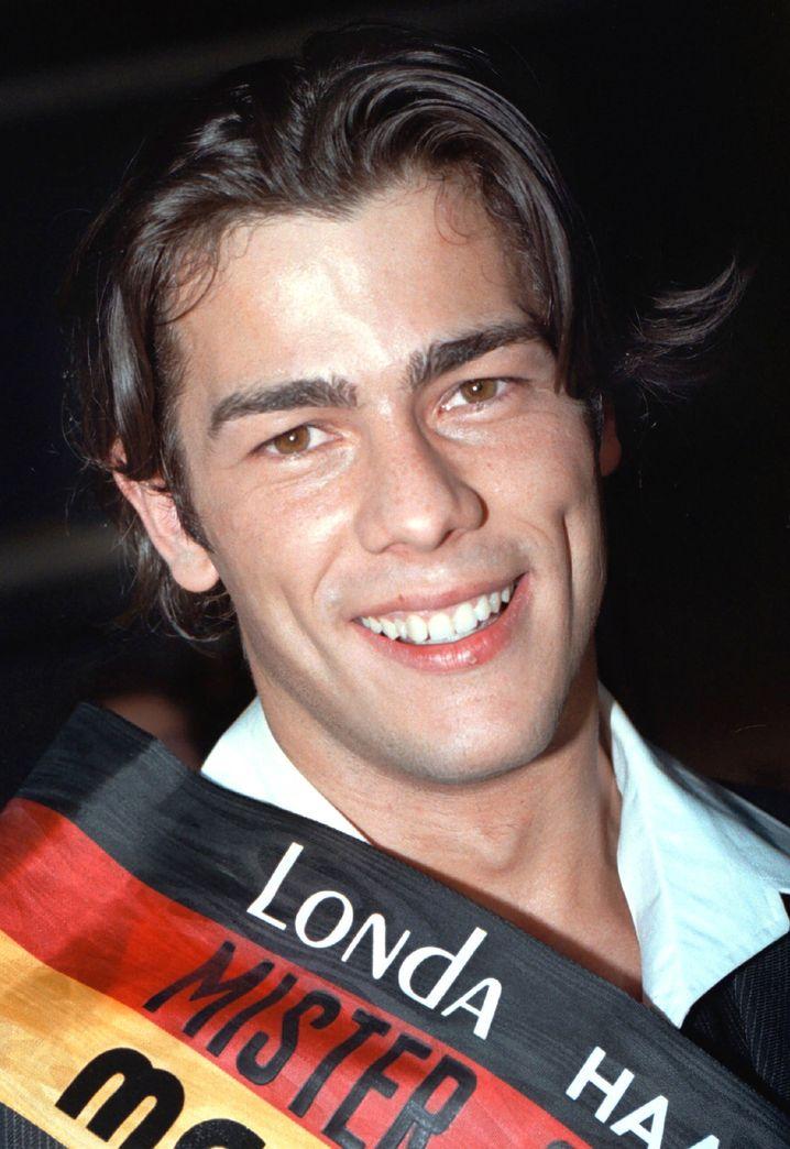 """Adrian Ursache (als """"Mister Ostdeutschland"""" 1997)"""