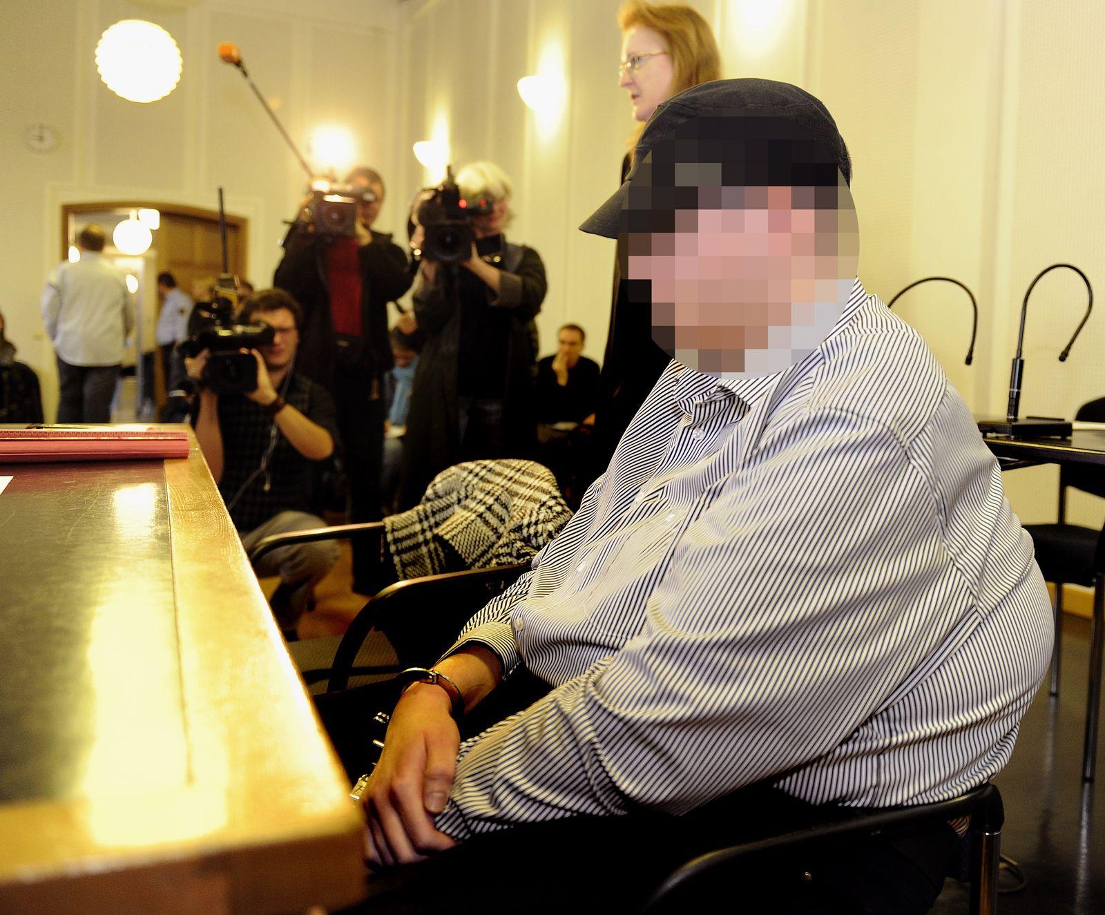 NICHT VERWENDEN Ludwigshafen / Berufschullehrermord