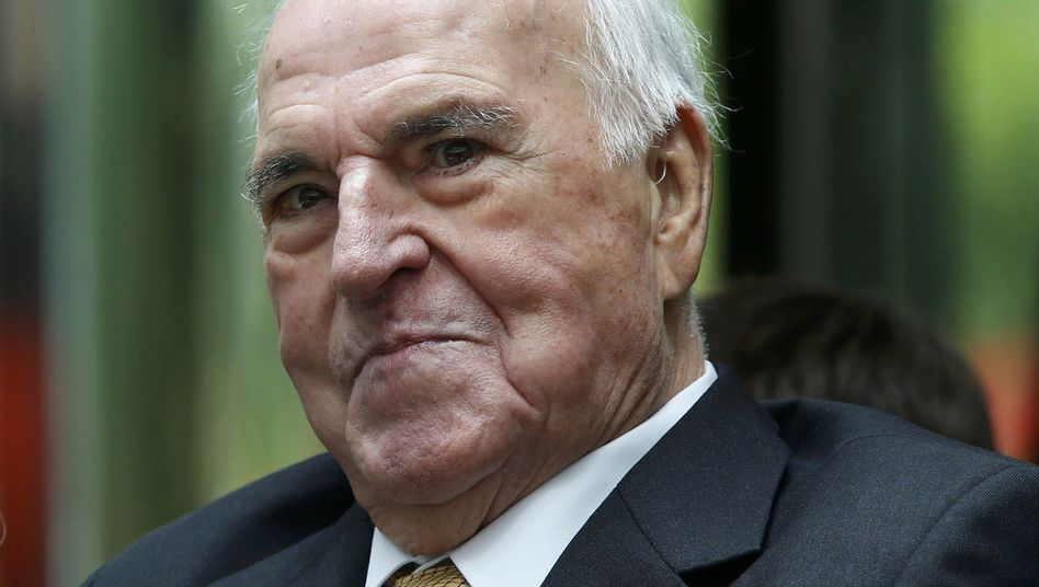 Helmut Kohl (im Juni 2013)