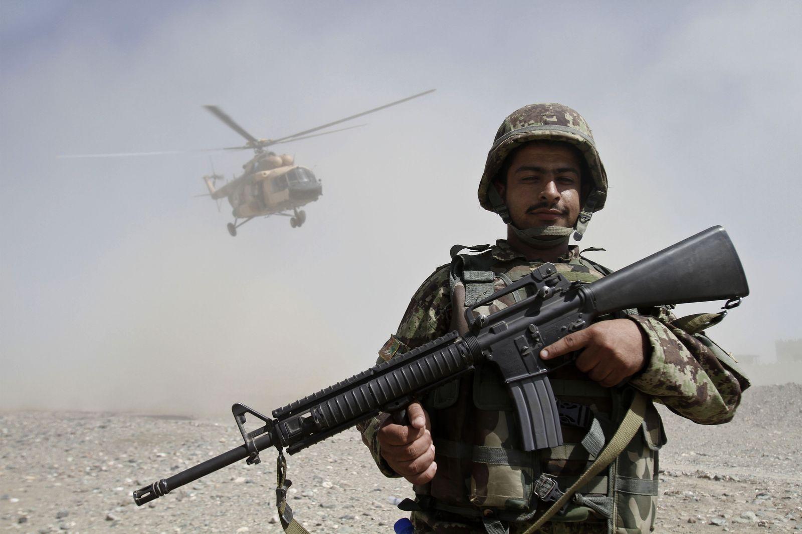 Afghanistan / Soldat