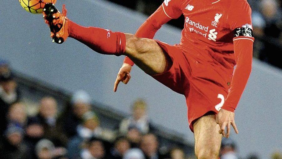 Liverpool-Spieler Can: »Nur Fußball spielen und ins Fernsehen kommen«