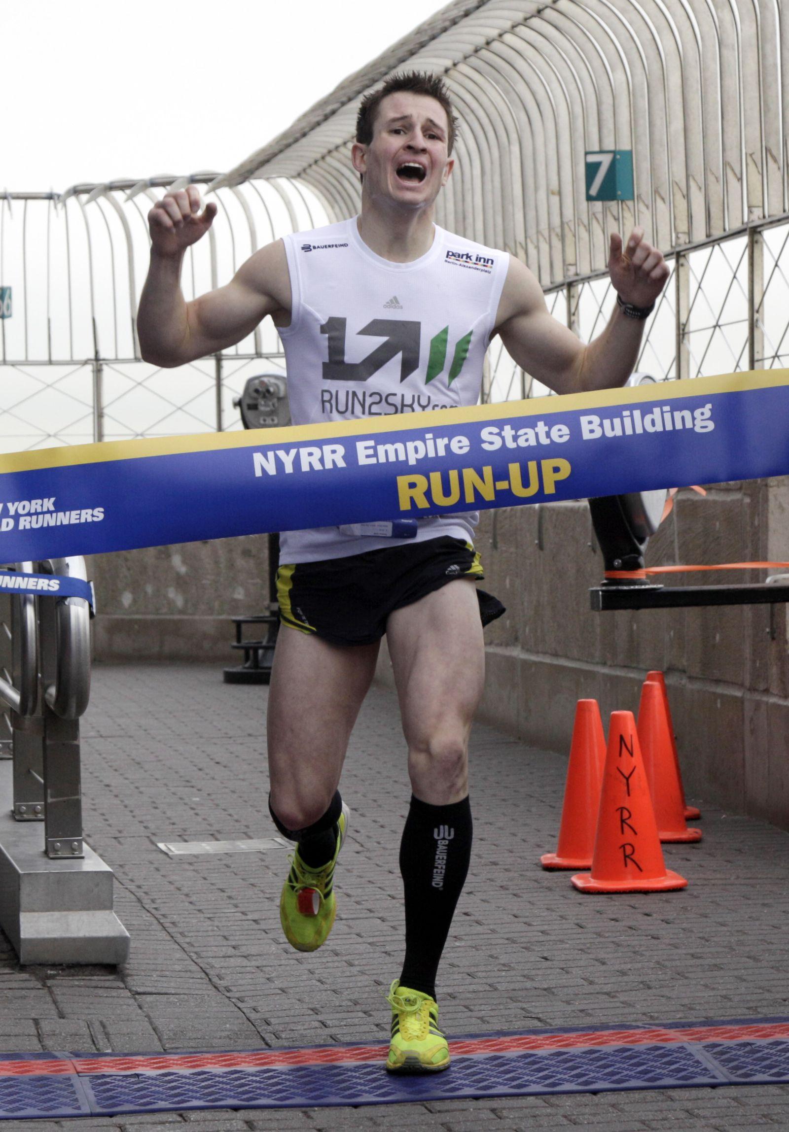Empire State Run-up